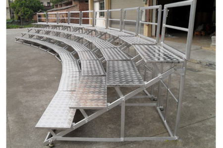 RK assembly festival stage hire portable aluminum stages