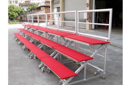 aluminum stage scaffolding