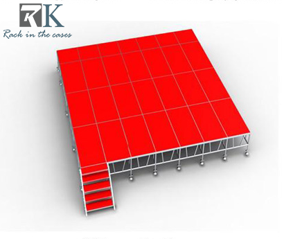 RK aluminum portable stage for sale