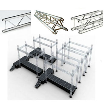 Spigot stage truss for sale-RK