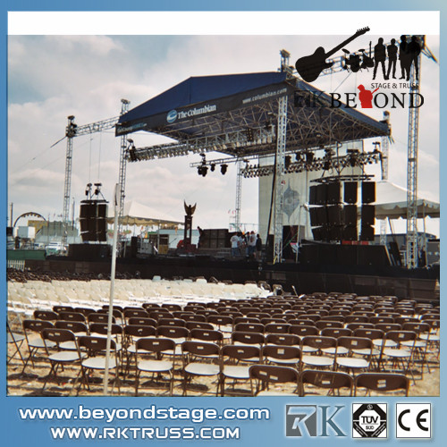 Easy Install and Cheap truss stand for truss system