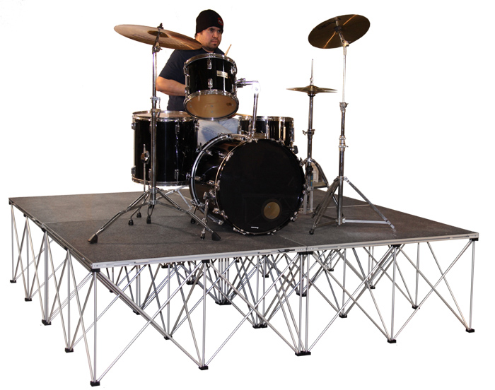 High-quality portable stage for sale