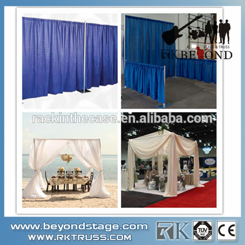 Used stage system curtains wholesale