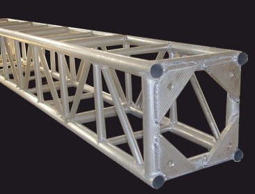 Stage bolt truss for portable stage systems